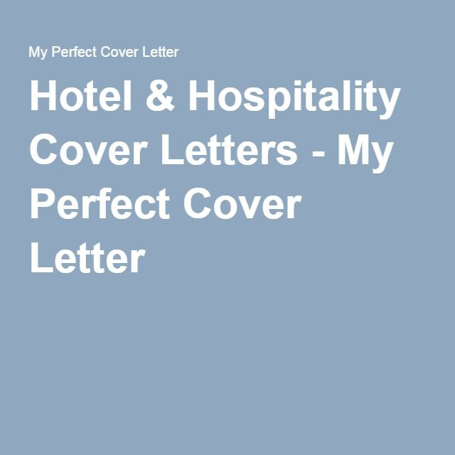 25 best perfect cover letter ideas on pinterest perfect