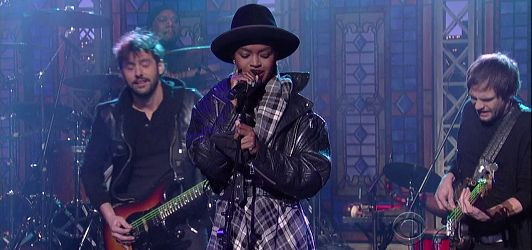 """Lauryn Hill Performs """"Something"""" On Late Night With David Letterman (video) : Old School Hip Hop Radio Station, Online Radio Station, News And Gossip"""