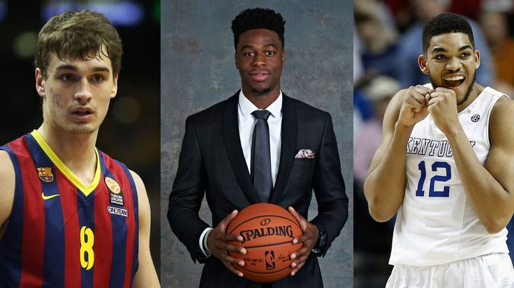 Checking in on three of the 2015 NBA Draft's most fascinating top prospects.