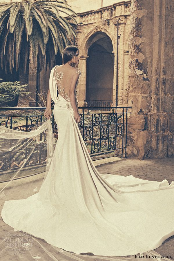 Julia Kontogruni Fall 2015 Wedding Dresses | Wedding Inspirasi