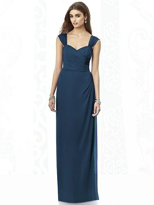 After Six Bridesmaids Style 6693 size 16