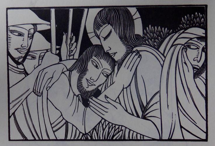 The kiss of Judas 1926