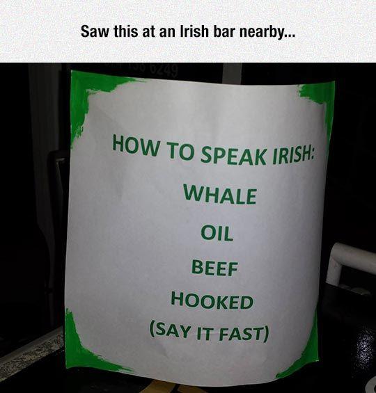 Best 25+ How to speak irish ideas on Pinterest | Irish ...