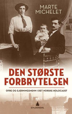 Den største forbrytelsen: ofre og gjerningsmenn i det norske Holoc fra ARK. Om denne nettbutikken: http://nettbutikknytt.no/ark-no/