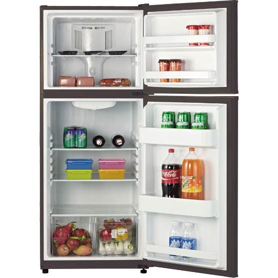 Keep Food And Beverages Properly Cold In This Compact, But Beautifully  Designed Equator Advanced Appliances 12 Cu. No Frost Fridge.