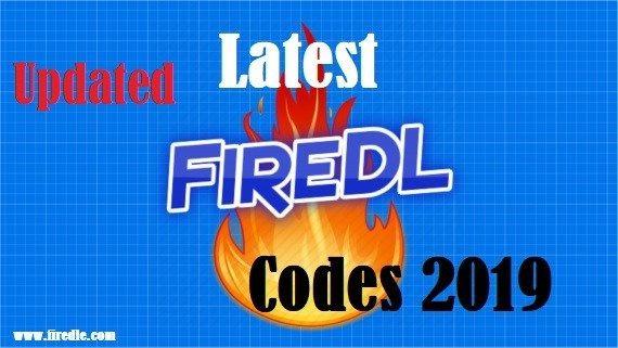 Latest FireDL Codes List 2019 | Firestick or Fire Tv