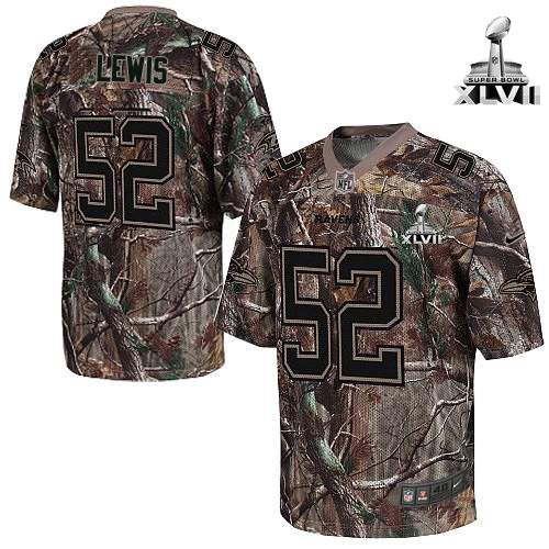 nike baltimore ravens ray lewis camo with hall of fame patch mens stitched nfl realtree elite jersey