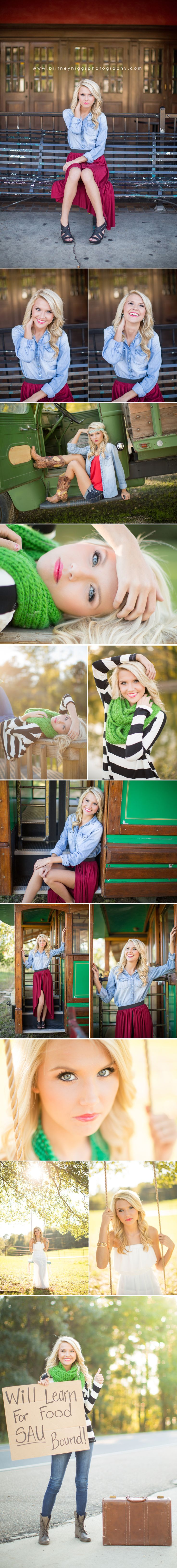 Britney Higgs Photography #senior #photography