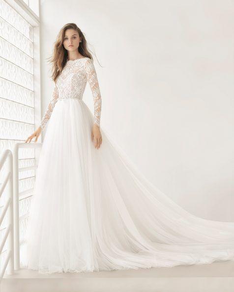 POEMA – Hochzeit 2018. Kollektion Rosa Clará Couture