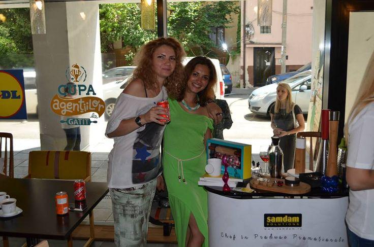 Cum a adus #Samdam distracția la Cupa Agențiilor la Gătit by #Lidl 2015? | #Blog Samdam Romania -#cupaagentiilor