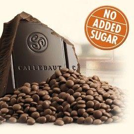 Callebaut, No added sugar dark chocolate by Callebaut