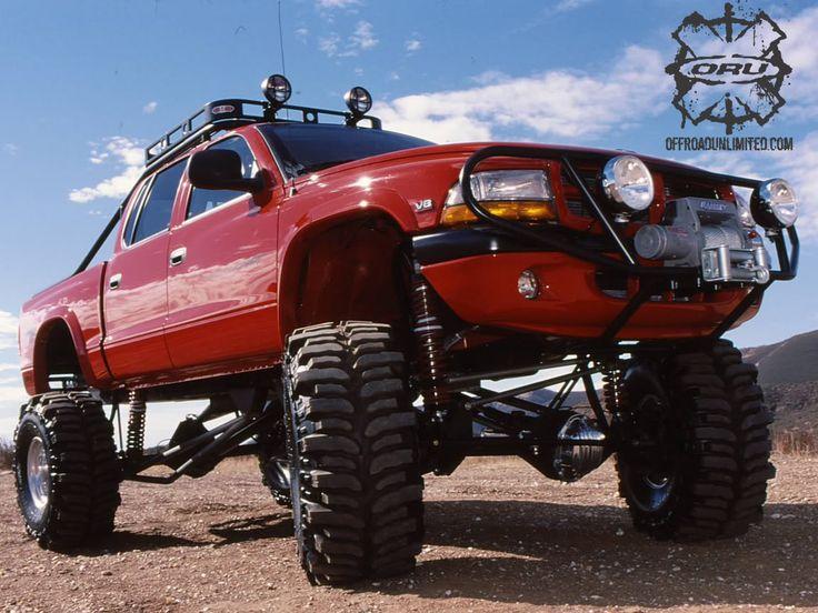 lifted dodge dakota truck   Dodge dakota quad cab lifted / Dodge Dakota Quad Cab - Get all useful ...