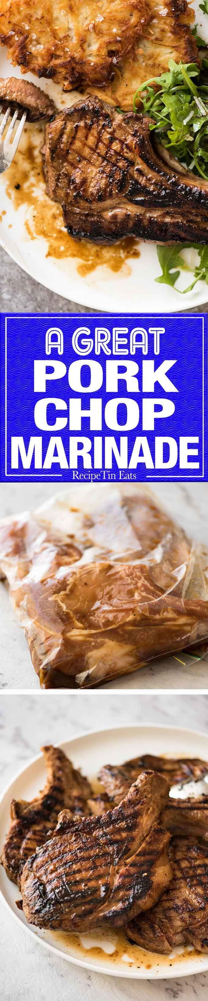 Pork Chop Marinade