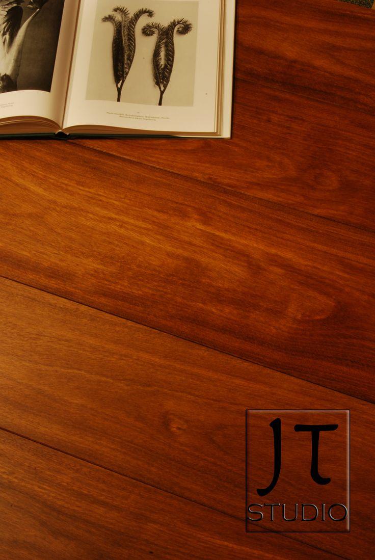 Brazilian Teak Wide Plank Flooring Wood floors wide plank