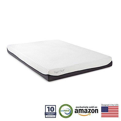 """Feels Just Right Treat yourself to the most comfortable mattress you'll ever sleep on! Our mattress meets the coveted Goldilocks standard of """"just right."""" Just like a great hotel bed, nearly all sleepers will love it. Early testers described the sensation as... more details available at https://furniture.bestselleroutlets.com/bedroom-furniture/mattresses-box-springs/mattresses-box-spring-sets/product-review-for-perfect-cloud-8-inch-basics-memory-foam-mattress-f"""