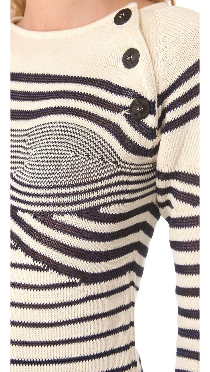 knitterswithattitude: Жан-Поль Готье Короткие строки