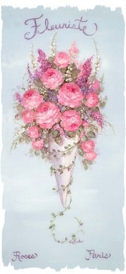 Fabulous Roses by Debi Coules. Award winning artist Debi Coules has been ...    roseblossomcottage.com