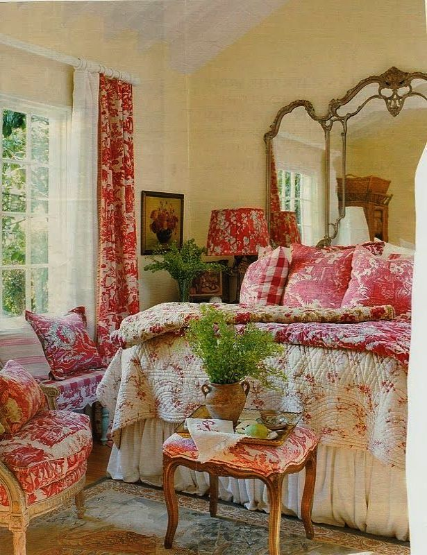 Check Out What I Pinnedcountry Cottage Needleworks Patterns Pinterest French Country Decorating Bedroom Country Bedroom Decor French Country Bedrooms