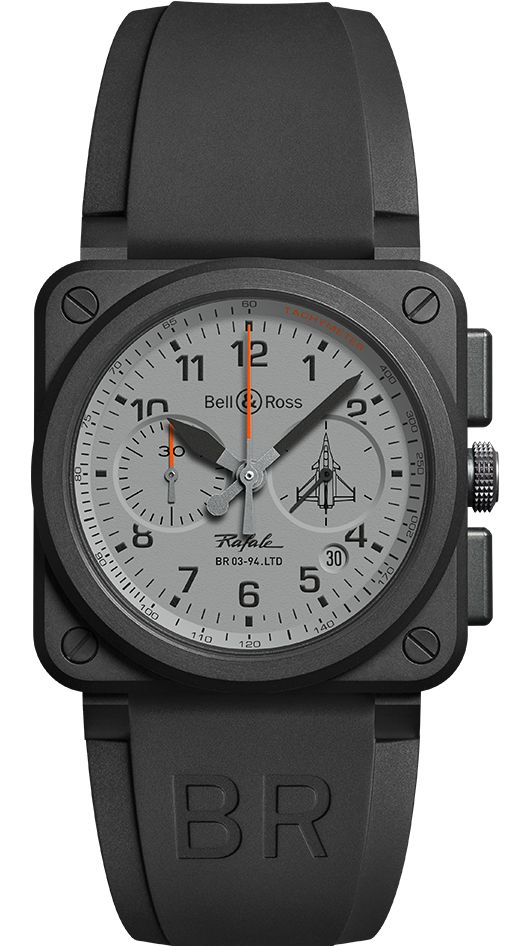 """KSK: """"Luxury as a Way of Life"""" //☽ ☼☾//Bell & Ross"""