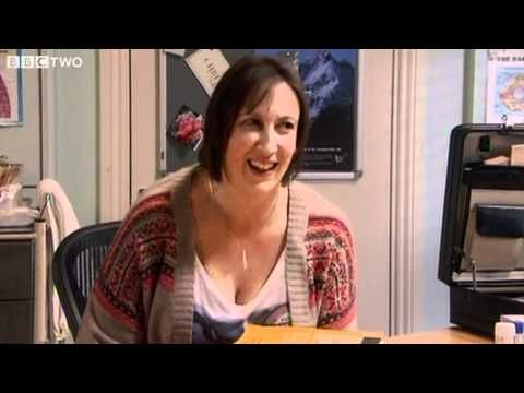 Chummy from Call the Midwife had her own show - Miranda - this cut is hysterical.