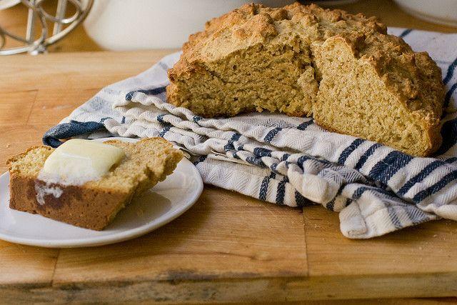 Brown Irish Soda Bread — Erin Go Bragh