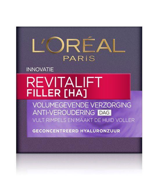 L'Oréal Paris Revitalift Filler Anti Rimpel - 50 ml - Dagcrème