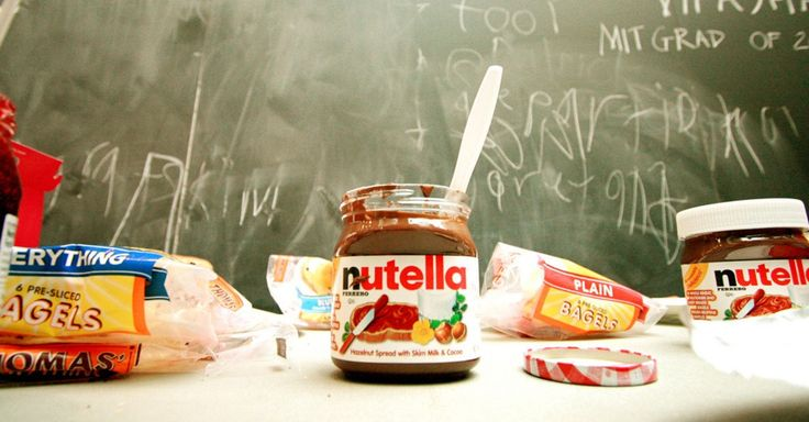 """On the day of the year when many people were exchanging chocolates with their sweethearts, Michele Ferrero, the """"richest candyman on the planet,"""" died. #Nutella"""