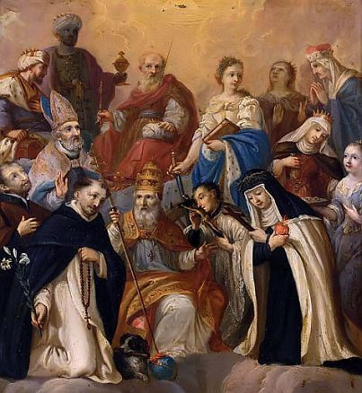 The Litany Of The Saints: An Awesome Appeal For Divine Assistance