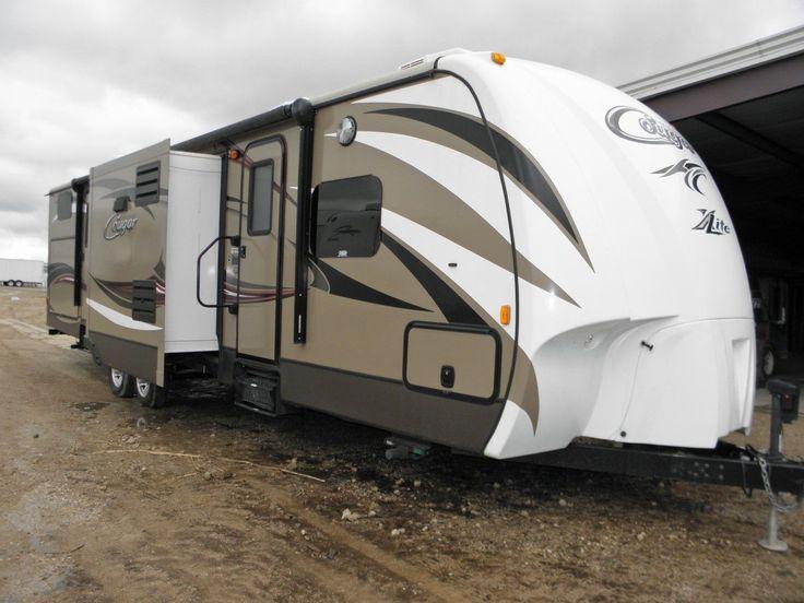 2015 Keystone Cougar 33RBI travel trailer