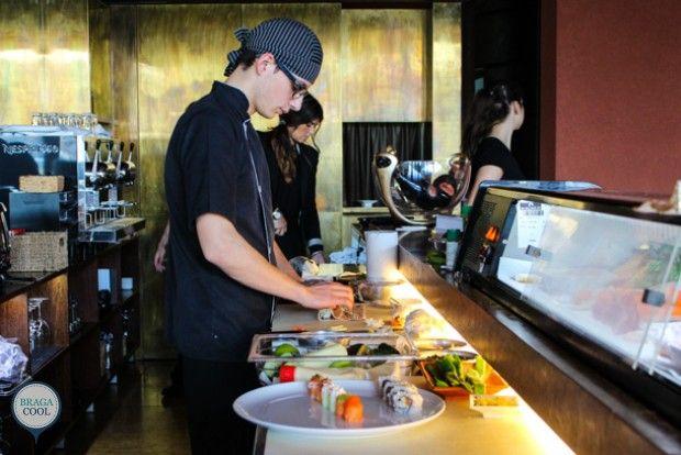 Cosy – sushi, champanhe, um toque do mundo à mesa | Braga Cool