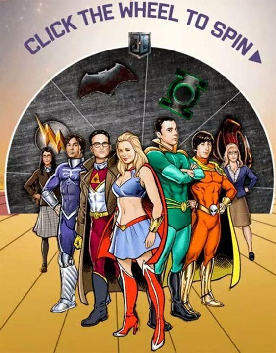 La Liga de la Justicia: ¿El logo de Linterna Verde revelado gracias a The Big Bang Theory?  El estreno cinematográfico de la película 'La Liga de La Justicia' es uno de los más esperados del año 2017. Aunque por ahora no había presencia confirmada de uno de los personajes emblemáticos en el segmento de cómic, Linterna Verde. Sin embargo ahora, y gracias a 'The Big Bang Theory', podemos ver el logo de Linterna Verde, inédito hasta la fecha junto al resto de emblemas de los personajes…