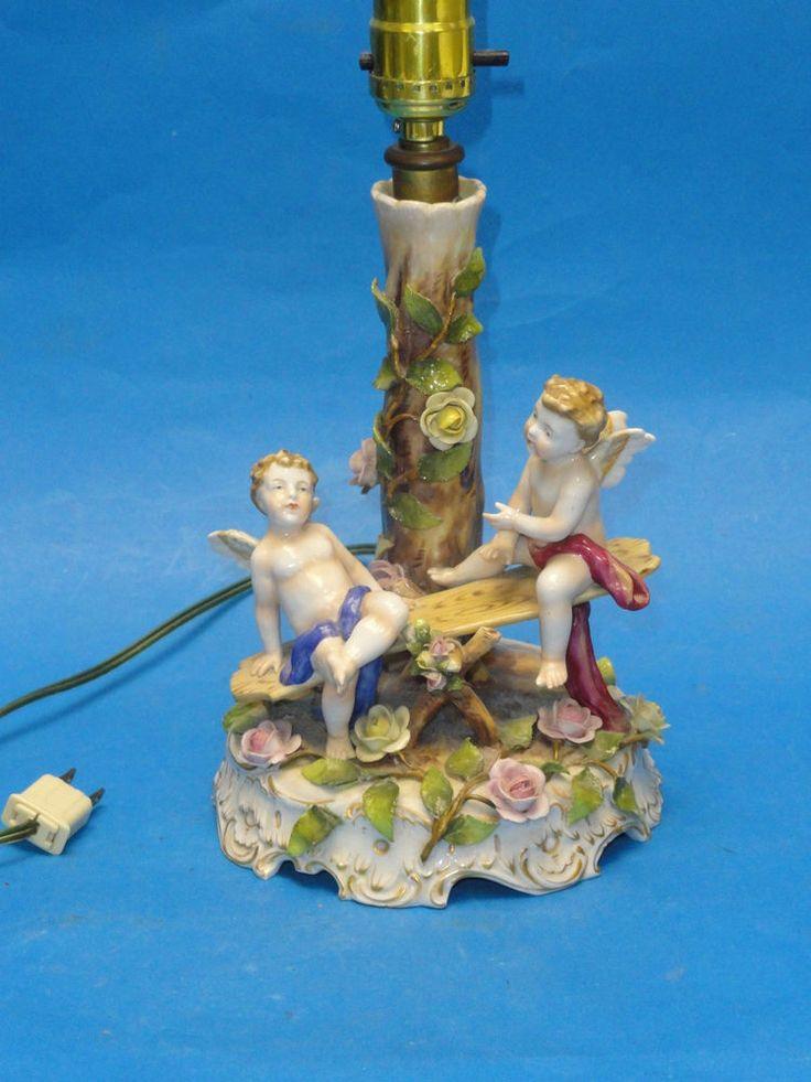 Details About Rare Antique 19 C Von Schierholz Dresden
