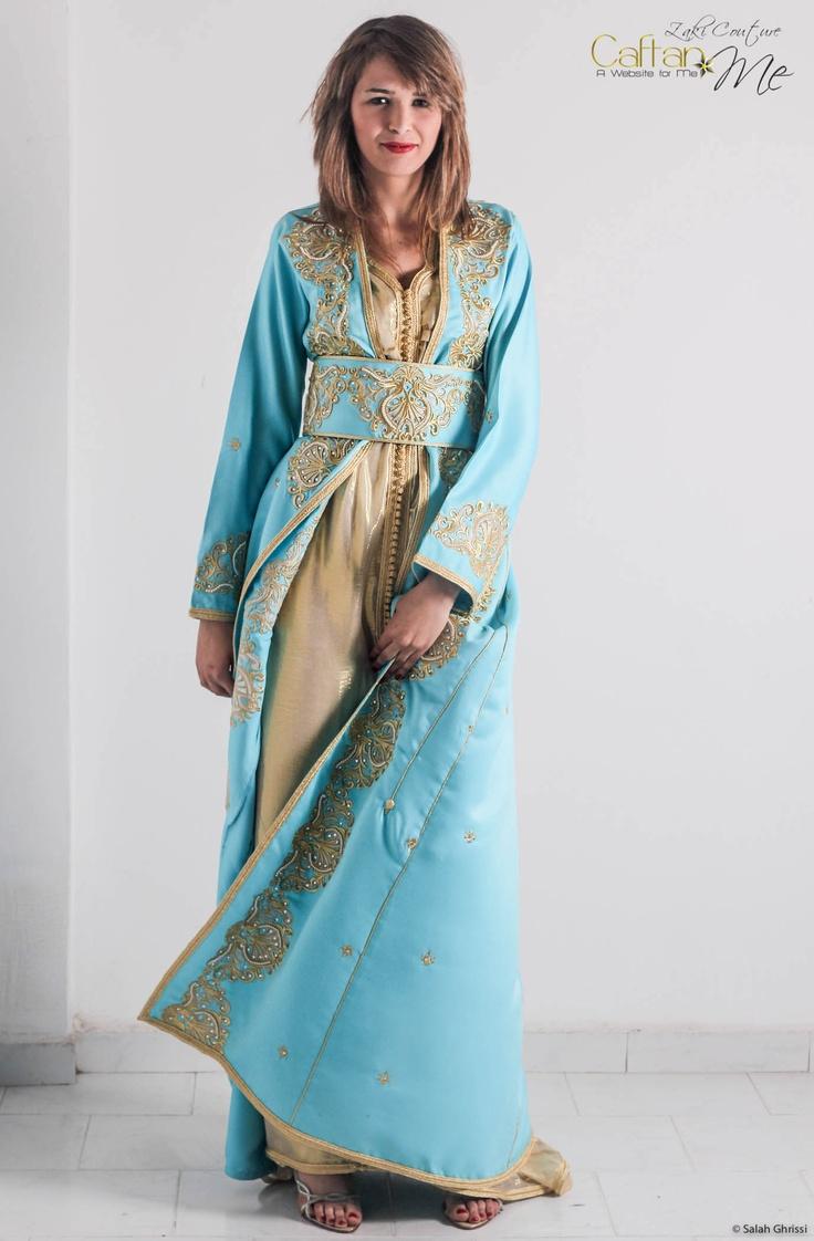 127 best Styles I like images on Pinterest   Abayas, Caftan marocain ...