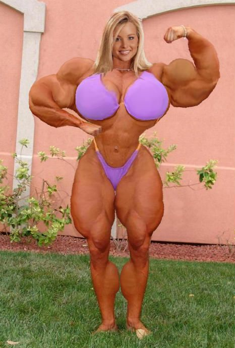 Women Bodybuilders Huge Clit11512102