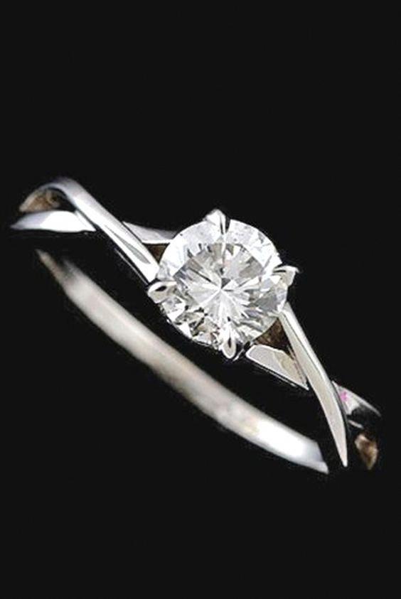 Diamond Engagement Rings Jewels Solitaireweddingrings Stunning