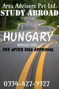 Overseas Education Consultants  Hungary Europe  BA in #Business Administration (BBA) From Hungary Europe.(KJU) Without Ielts Fee After Visa Approval  Opportunity for Local & Foreign Students  Call Us For Further Details: Arsa Advisers Pvt Ltd. 0334-4279527 0345-8512324 042-35176829