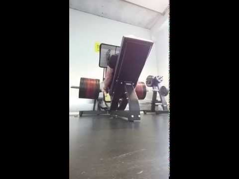 I am 59 and do this as a warmup. 400kg and still going up.