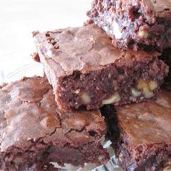 ghirardelli fudge brownies | Gluten Free Dessert Recipes | Pinterest