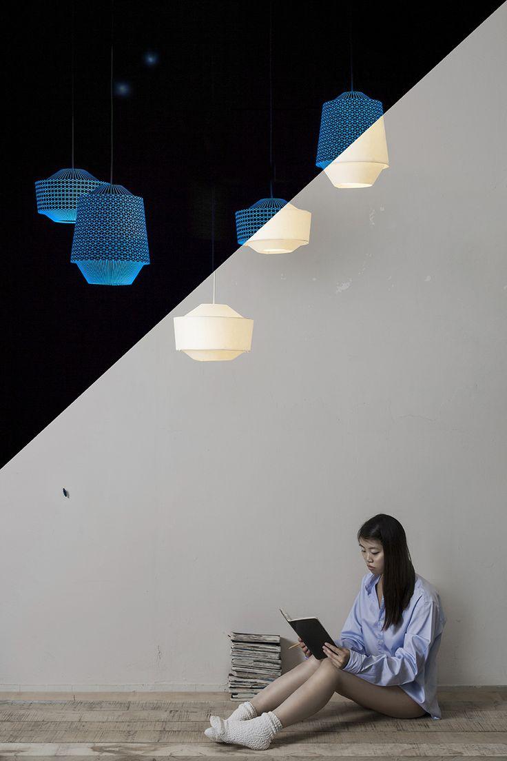 Loena lantern van Ontwerpduo is een unieke Dutch design hanglamp ♥ Gratis verzending ♥ 14 dagen retourrecht ☎ +31 30 2540811