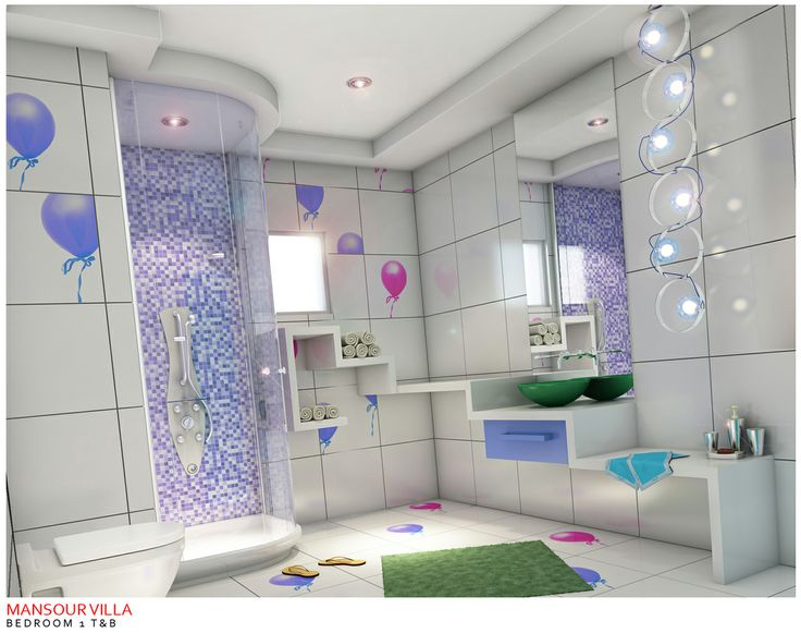 Children 39 s bathroom toilet kindergarden pinterest for Children s bathroom designs