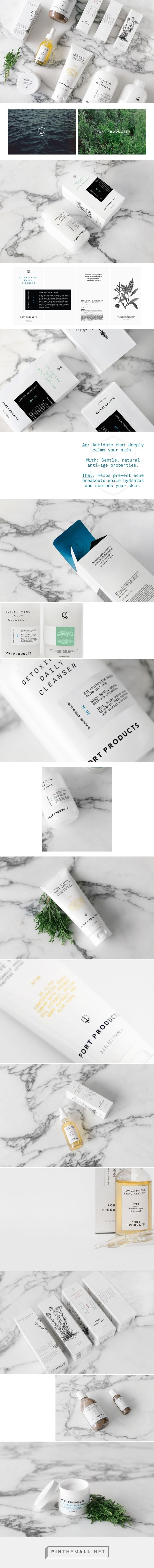 PORT PRODUCTS on Behance - created via https://pinthemall.net