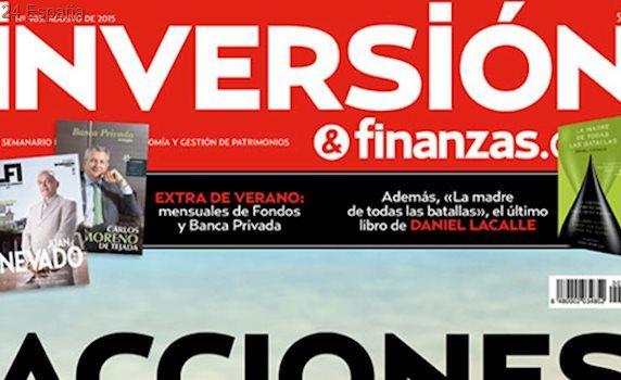 Inversión & Finanzas celebra su 25 aniversario con un número especial