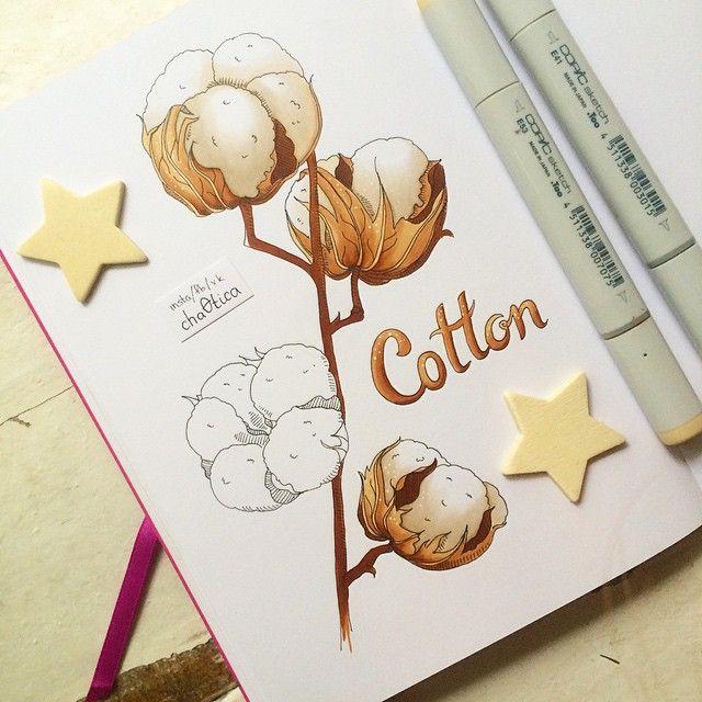 #Cotton, representing my collection of e-color copics :) Пару слов о моей коллекции коричневых копиков :)