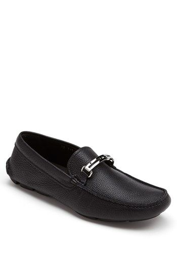 Prada Driving Shoe (Men) (Nordstrom Exclusive) available at #Nordstrom