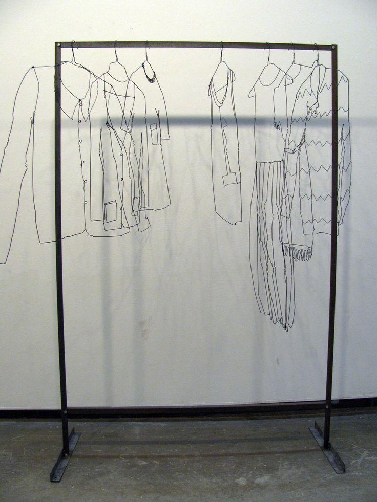 Sculptor's Wardrobe - Suzanne Bonanno: Work