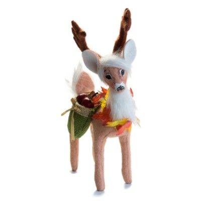 """Autumn Deer - 8"""""""