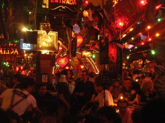 Andres Carne de Res, Bogota, Colombia - love this place!