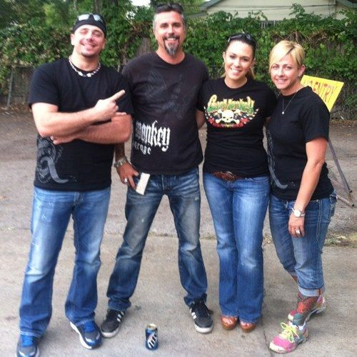 Gas Monkey Garage | People that talk with Gas Monkey Garage @GasMonkeyGarage