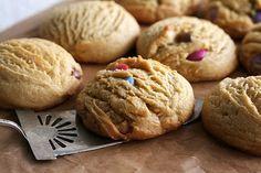 Smarties chocolate chip koekjes
