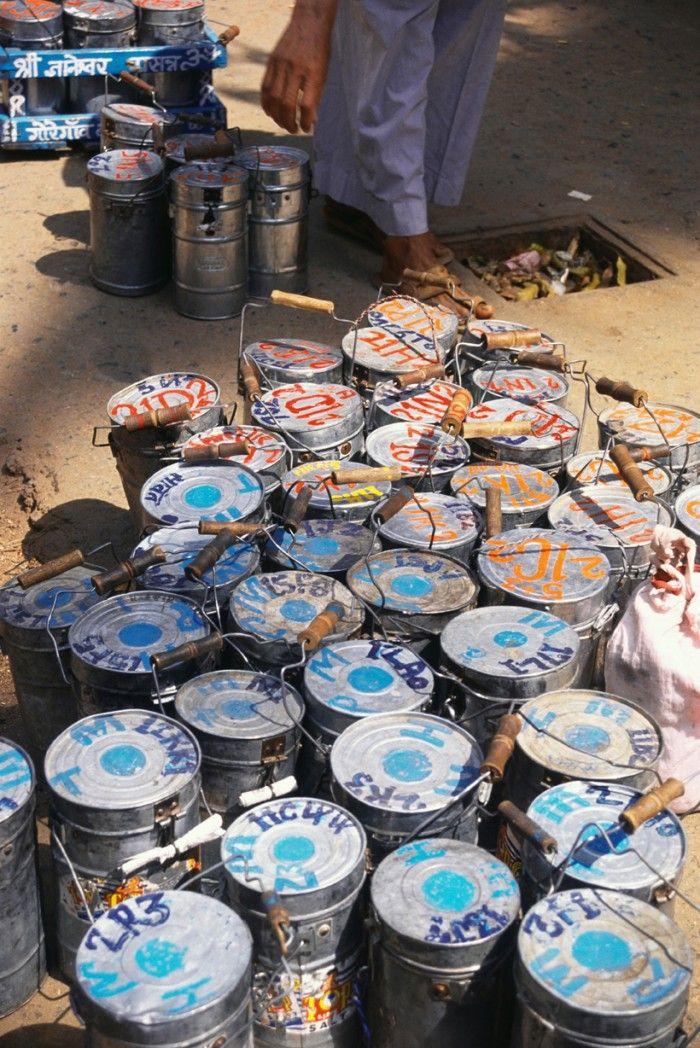 Dabbawala Lunch Boxes